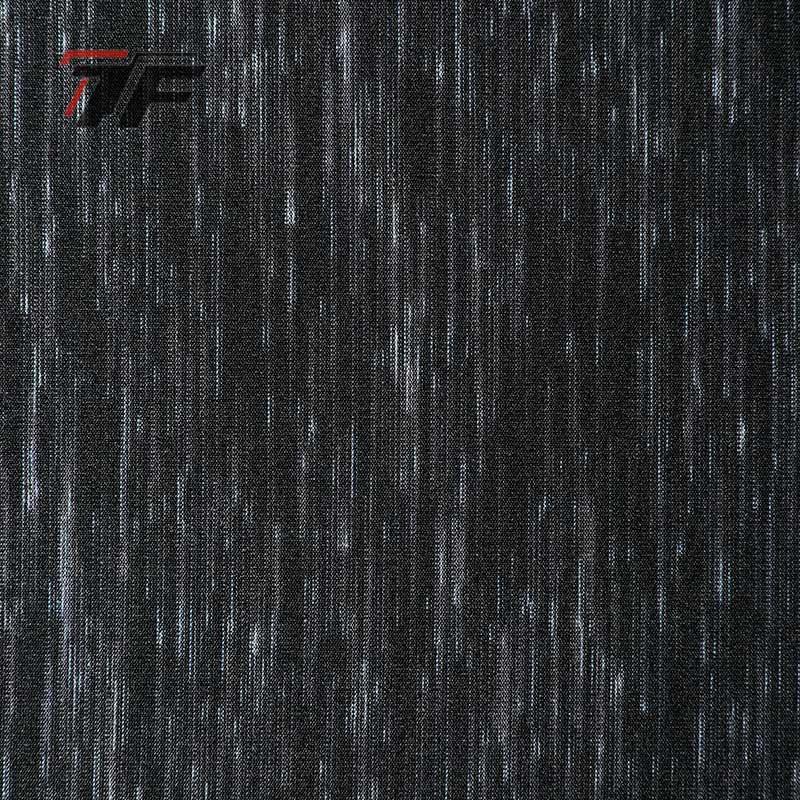 Sportswear polar fleece fabric 100 polyester fleece fabric cationic fabric  YC025